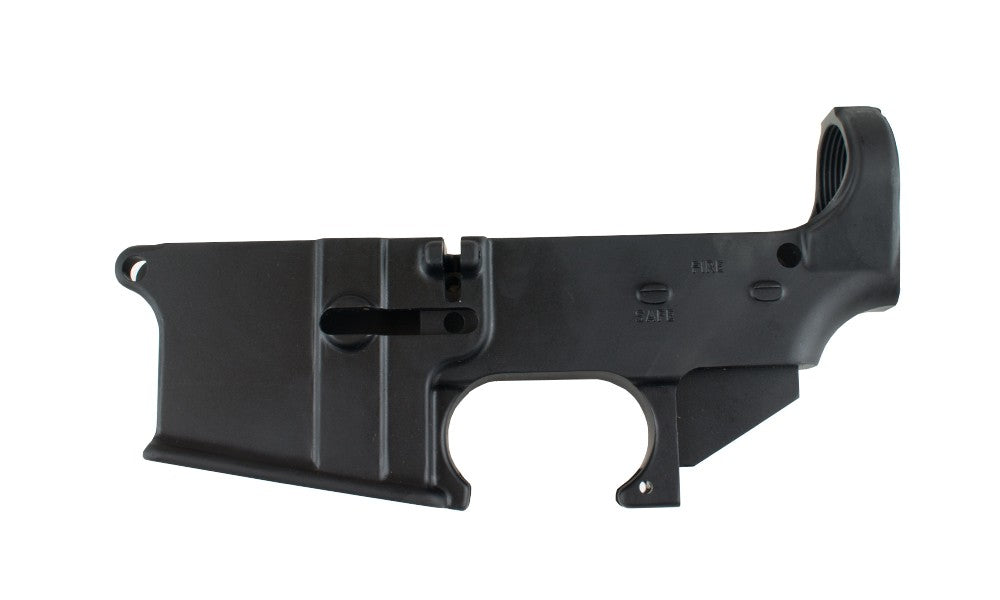 BCA 80% Lower Receiver - Black Anodized