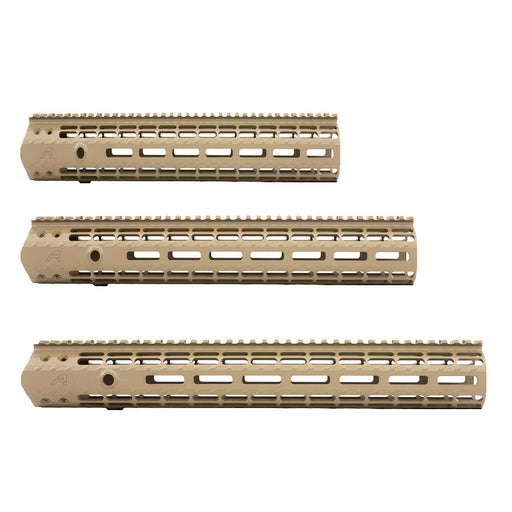 Aero Precision M5 (.308) Enhanced M-LOK Handguard, Gen 2 w/ BAR Barrel Nut - FDE