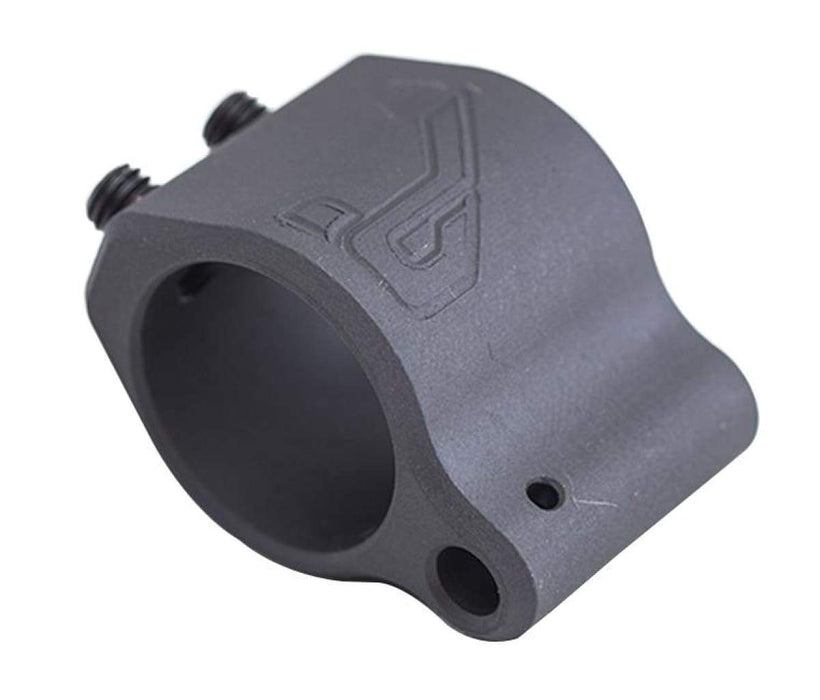 Aero Precision .750 Low Profile Gas Block w/Aero Logo - Phosphate