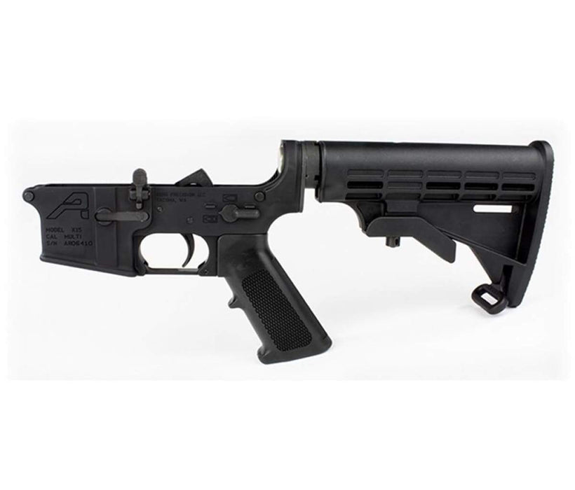 Aero Precision AR-15 Complete Lower Receiver