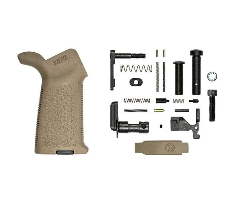 Aero Precision AR-15 MOE Lower Parts Kit Minus FCG