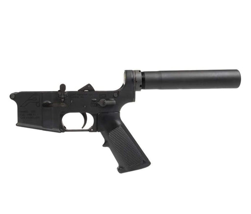 Aero Precision AR-15 Pistol Complete Lower Receiver w/ A2 Grip - Black