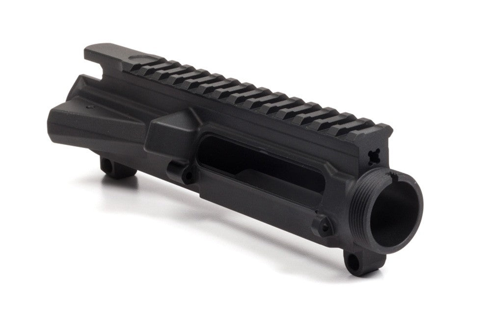 Aero Precision M4E1 Threaded Stripped Upper Receiver - Anodized Black