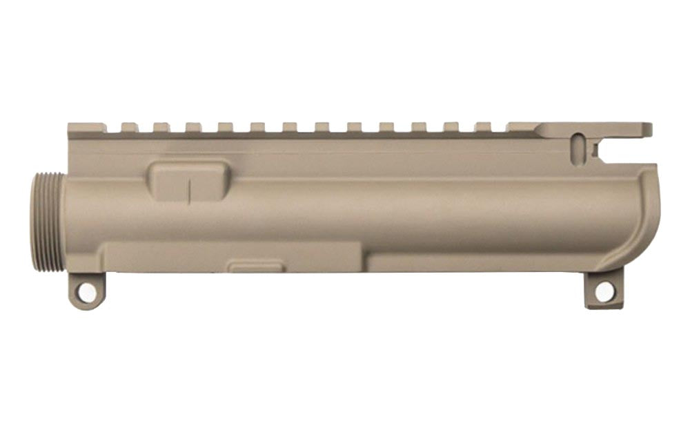 Aero Precision AR-15 Stripped Upper Receiver - FDE Cerakote