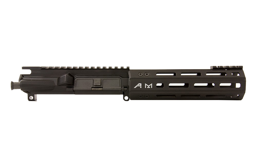 Aero Precision M4E1 Enhanced Upper Receiver and Quantum M-LOK Handguard Combo - Anodized