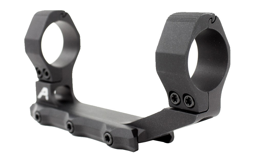 "Aero Precision Ultralight 1"" Scope Mount, Standard - Anodized Black"