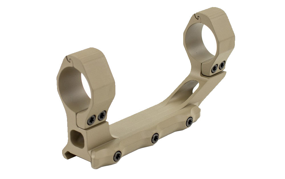 "Aero Precision Ultralight 1"" Scope Mount, Standard - FDE Cerakote"