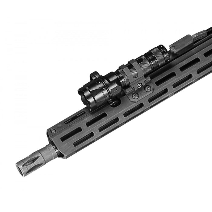 "Aim Sports Inc. 1"" 45? OFFSET M-LOK LIGHT / LASER MOUNT"