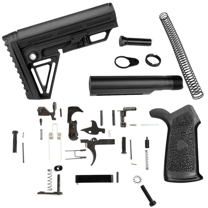 Alpha Lower Build Kit w/ ODIN Works LPK
