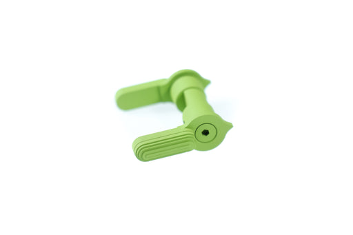 Mil-Spec Style Ambidextrous Safety Selector - Zombie Green