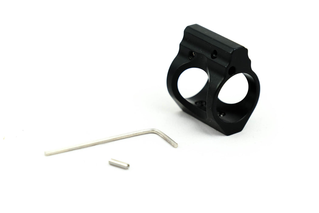 APOC Armory Tunable .750 Low Profile Gas Block - Black