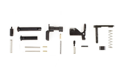 Aero Precision AR-15 Lower Parts Kit, Minus FCG/Trigger Guard/Pistol Grip