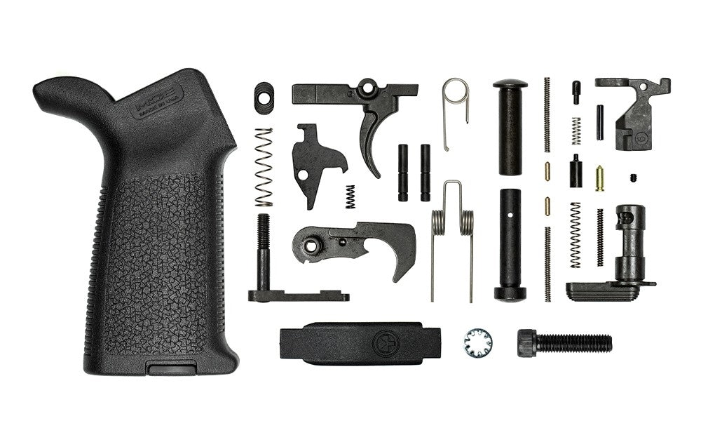 Aero Precision AR-15 MOE Lower Parts Kit