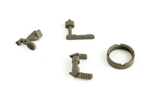 AR-15 Lower Accent Parts Kit - Magpul FDE