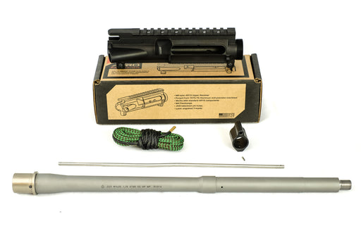"Ballistic Advantage Premium Series 16"" .223 Wylde Gov Barrel w/ Ops 12 + FREE Aero Precision Stripped Upper Receiver, Gas Block, Gas Tube and Bore Snake"