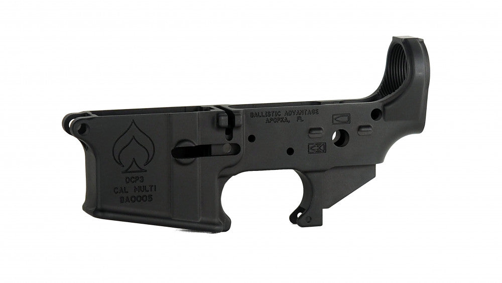 Ballistic Advantage AR-15 Lower Receiver