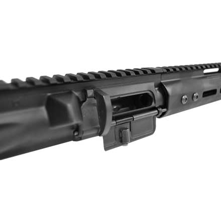 "BCA Complete Upper Assembly 9MM, 16"" 4150 Black Nitride Barrel, 1:10 Twist w/ 15 M-LOK"