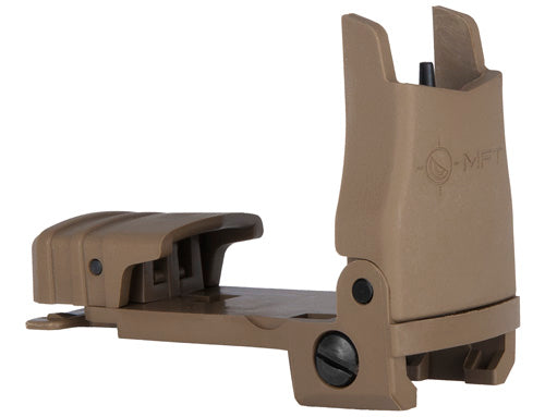MFT Flip Up Front Sight - SDE