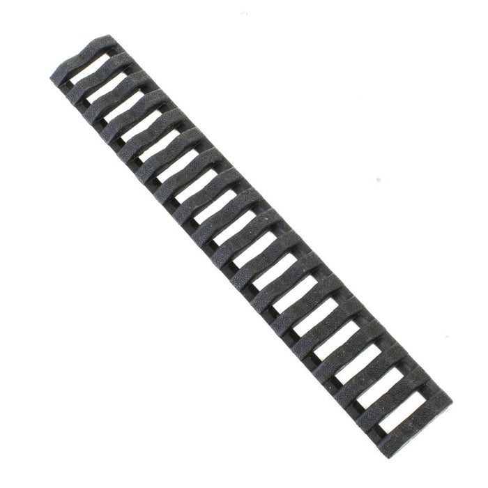 1913 Picatinny Ladder Rail Panel - Black