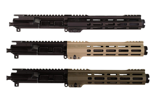 "Dirty Bird 7.5"" Pistol 556 M-LOK Complete Upper"