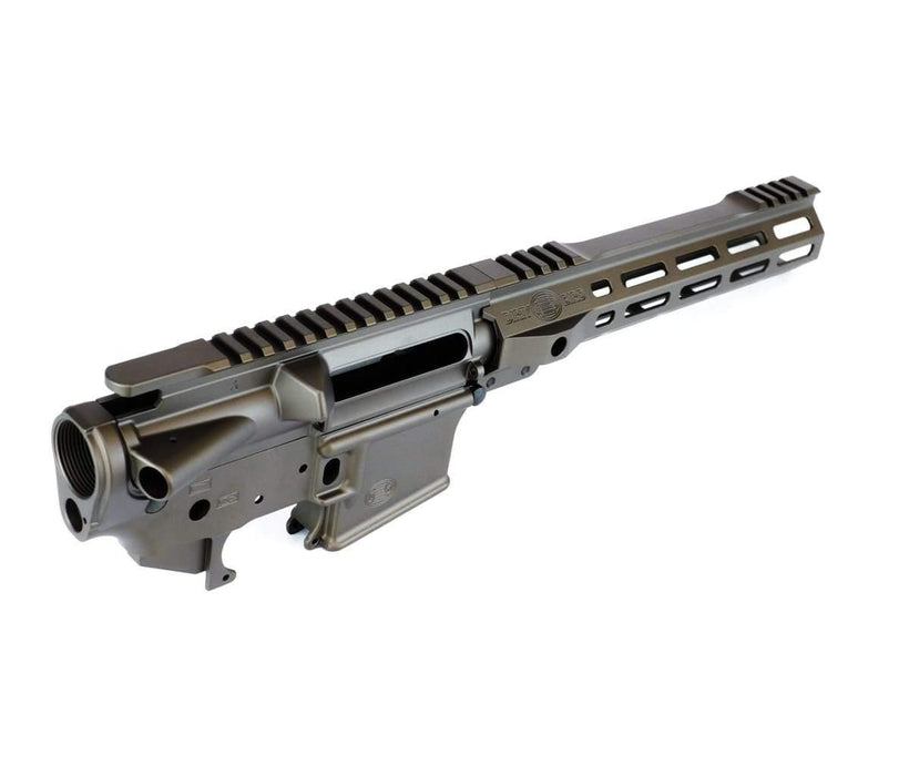 Dirty Bird AR-15 Forged Multi-Cal Receiver Set + SRMS Handguard