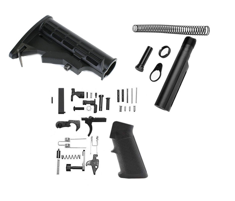 Discount Mil-Spec Lower Build Kit