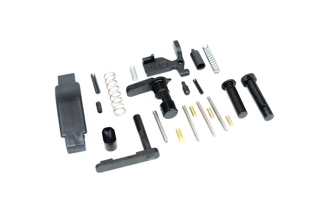 Dirty Bird AR-15 Lower Parts Kit Minus FCG & Pistol Grip