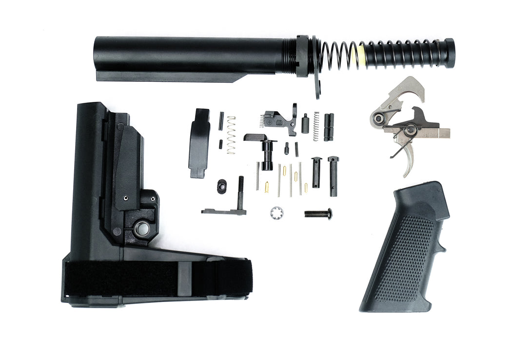 Dirty Bird SBA3 Lower Build Kit
