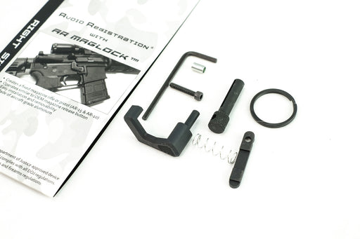 AR MAGLOCK AR-10 Fixed Magazine Lock and Release Solution