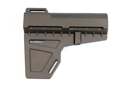 KAK Shockwave Blade Pistol Stabilizer - Midnight Bronze