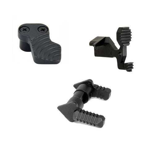 Enhanced Lower Controls Kit (Extended Bolt Catch, Ambi Safety and Extended Mag Release)