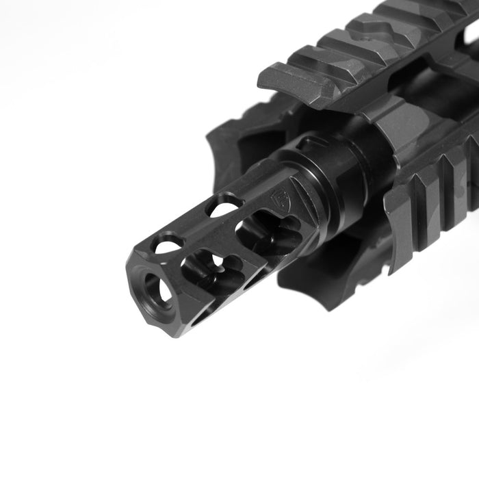 Fortis 300BLK Out Muzzle Brake - Black