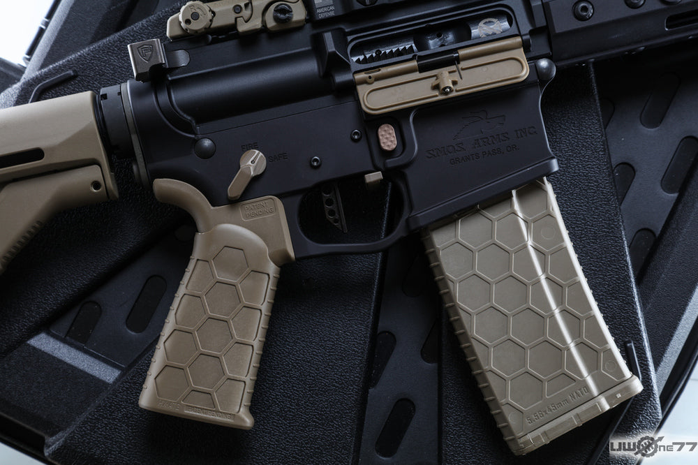 Hexmag Advanced Tactical Grip - FDE