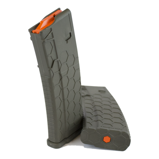 Hexmag Series 2 Magazine - .223/5.56 - 10RD - OD Green