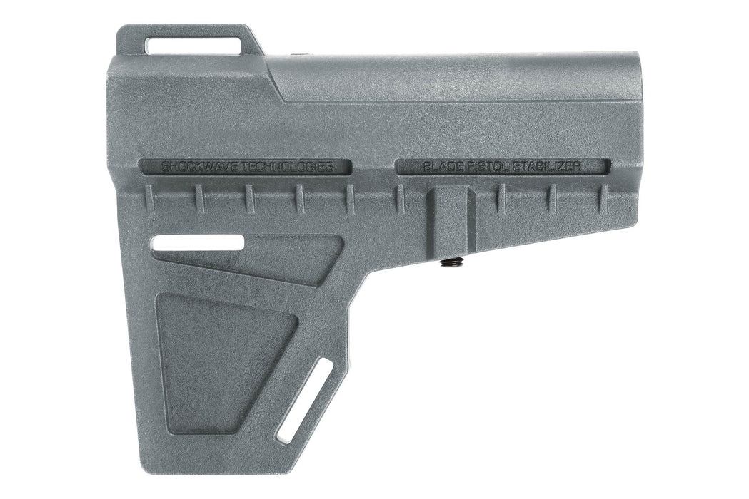 KAK Shockwave Blade Pistol Stabilizer - Grey