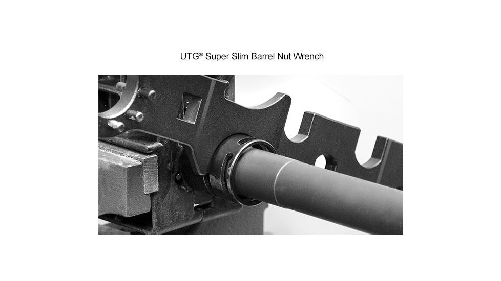 Leapers UTG AR-15/AR-10 Armorer's Combo Wrench