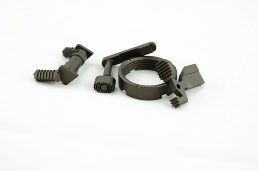 Dirty Bird AR-15 Lower Accent Parts Kit - Midnight Bronze