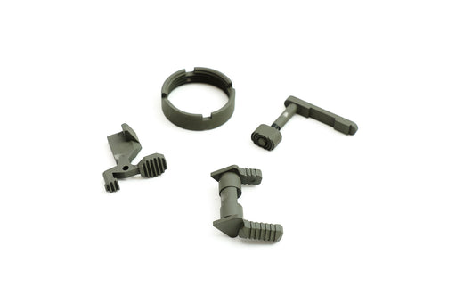 AR-15 Lower Accent Parts Kit - Magpul OD Green