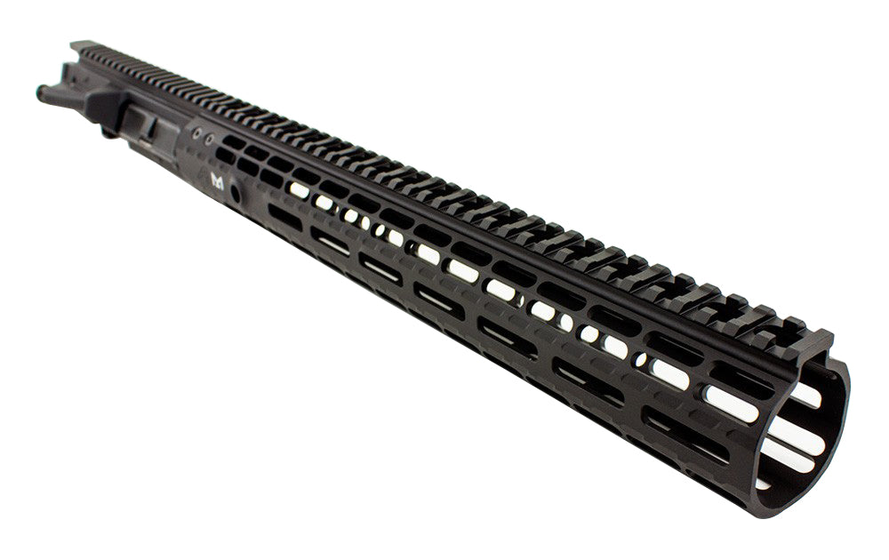 "Aero Precision M5E1 Upper Receiver and 15"" M-LOK Handguard Combo Gen 2 - Anodized Black"