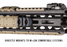 MAGPUL M-LOK Aluminum Rail Section - 3 slots