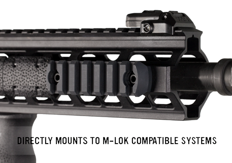 MAGPUL M-LOK Aluminum Rail Section - 7 slots