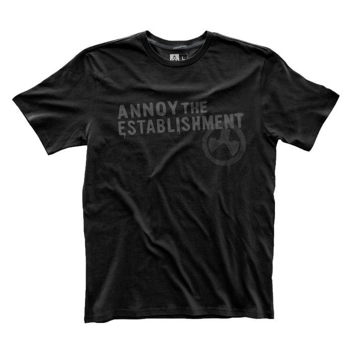 Magpul Fine Cotton Establish Annoyment T-Shirt - Black