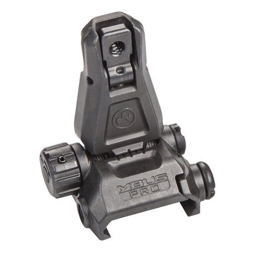 Magpul MBUS Pro Rear Flip Sight - Black