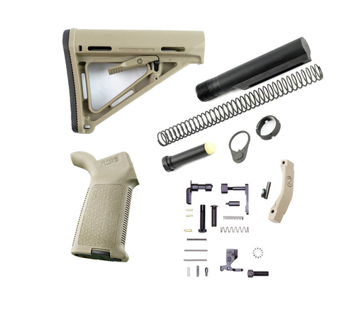 Magpul MOE Lower Build Kit - FDE