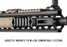 MAGPUL M-LOK Poly Rail Section - 7 slots