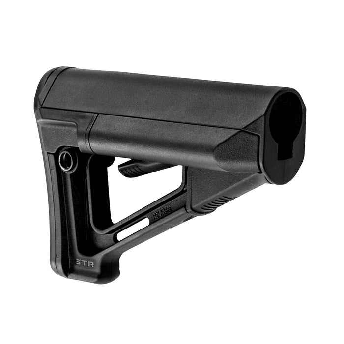 Magpul STR Carbine Stock - Mil-Spec - Black