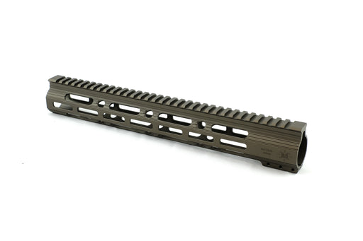 "Matrix Arms 13.5"" Foxtrot M-LOK Handguard - Midnight Bronze Cerakote"