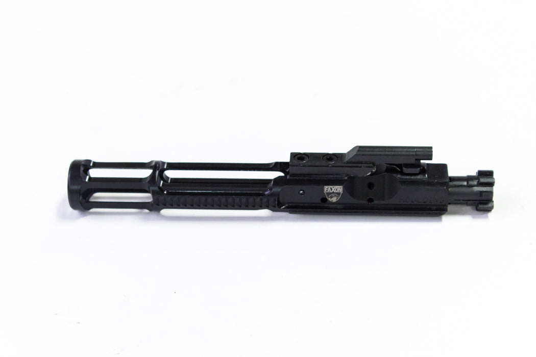 Faxon Firearms 5.56 LIGHTWEIGHT 9310 Bolt Carrier Group Complete - Nitride