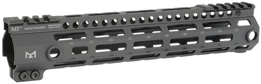"Midwest Industries 10.5"" G3 Lightweight Free Float M-LOK Handguard - Black"