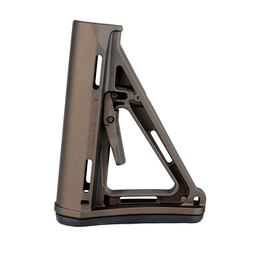 Magpul MOE Mil-Spec Stock - Midnight Bronze